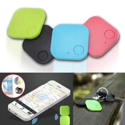 loukou GPS Tracker Kids Pets Wallet Keys Alarm Locator Realtime Finder  Tracker Home Office Cabinets