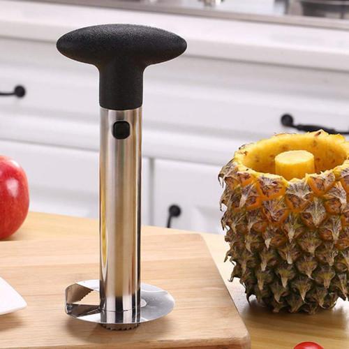 35a4fb464d37 MelysUS Multi-functional Manual Stainless Steel Pineapple Slicer Corer Cut  Fruit Peeling Peelers